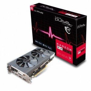 Sapphire Technology Karta graficzna Radeon RX 580 PULSE 8GB GDDR5 256BIT HDMI/DVI/DP