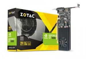 ZOTAC GeForce GT 1030 2GB GDDR5 64BIT HDMI/DVI/HDCP Lite pack