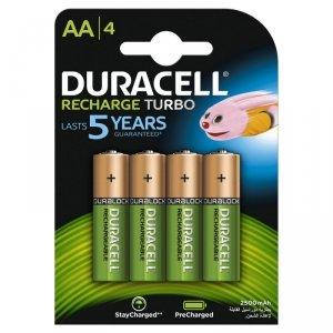 Duracell Akumulator AA/HR6 1400/2500mAh 4szt blister