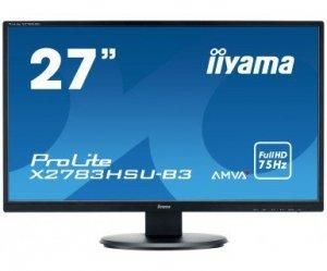 IIYAMA Monitor 27 X2783HSU-B3 AMVA+, HDMI, USB, DP,VGA