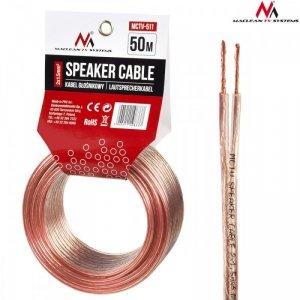 Maclean Kabel głośnikowy 50m MCTV-511 2x1.5mm2