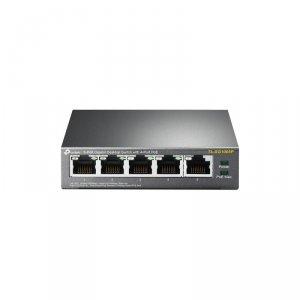 TP-LINK Przełącznik SG1005P 5 x GE (4 x PoE)