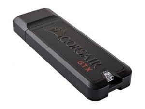 Corsair VOYAGER GTX 256GB USB3.1 440/440 Mb/s Zinc Alloy Casing         Plug and Play
