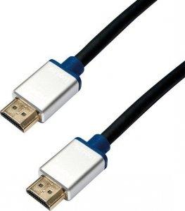 LogiLink Kabel Premium HDMI 2.0 4K, długość 3 m