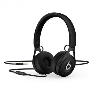 Apple Słuchawki nauszne Beats EP - czarne