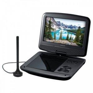 Sencor Telewizor przenośny 9 SPV 7926T z DVD, Tuner DVB-T MPEG4