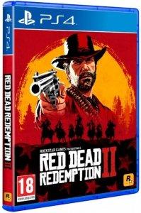 Cenega Gra PS4 Red Dead Redemption 2