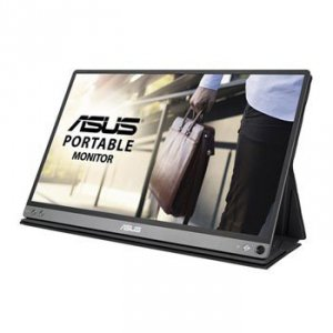Asus Monitor przenośny USB ZenScreen GO MB16AP IPS FHD USB-C 15.6'' 9W 0.85kg