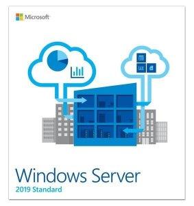 Microsoft Oprogramowanie OEM Win Svr Standard 2019 ENG x64 16Core DVD P73-07788
