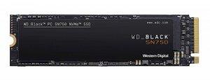 Western Digital Black SSD 500GB SN750 NVMe WDS500G3X0C