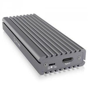 IcyBox Obudowa IB-1817M-C31 M.2 NVMe SSD