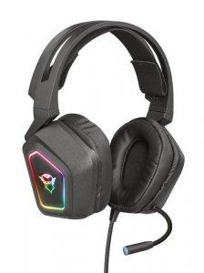 Trust Słuchawki gamingowe GXT450 Blizz RGB 7.1 Surround