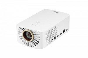 LG Electronics Projektor HF60LSR   1400AL LED/FullHD