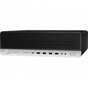 HP Inc. Komputer EliteDesk 800SFF G5 i5-9500 256/8G/DVD/W10P  7PE99EA