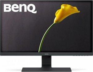 Benq Monitor 27 cali GW2780E  LED 5ms/50000:1/DVI/CZARNY