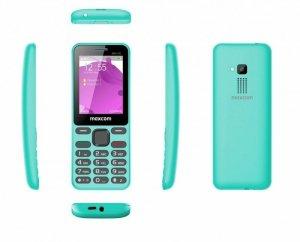 Maxcom Telefon MM 139 DUAL SIM niebieski
