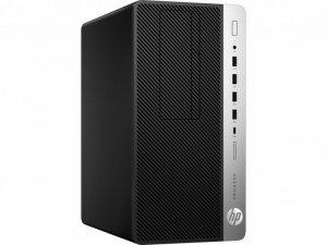 HP Inc. Komputer 600MT G5 i3-9100 256/8G/DVD/W10P 7PF41EA