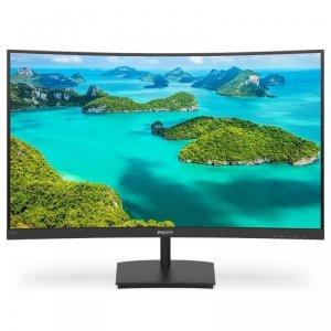 Philips Monitor 241E1SCA 23.6 cali VA Curved HDMI Głośniki