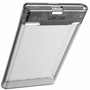 Unitek Obudowa USB 3.1 HDD/SSD SATA 6G UASP S1103A