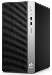 HP Inc. Komputer ProDesk 400MT G6 i5-9400 256/8G/DVD/W10P  9UG41EA
