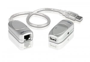 ATEN Przedłużacz USB Cat 5 (do 60 m) UCE60