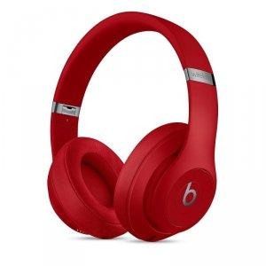 Apple Słuchawki Beats Studio3 Wireless Over Ear Headphones - Red