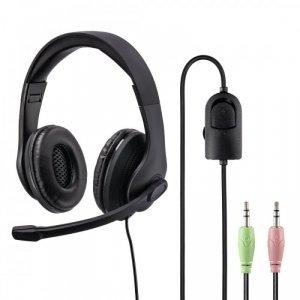 Hama Słuchawki multimedialne HS-P200 PC-Office