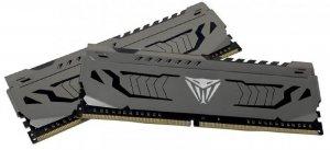 Patriot Pamięć DDR4 Viper Steel 16GB/3733(2*8GB) Grey CL17