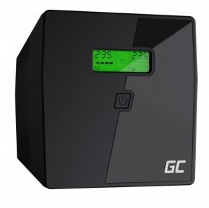 Green Cell Zasilacz awaryjny UPS 1000VA 600W Power Proof