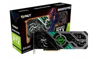 Palit Karta graficzna GeForce RTX 3090 GamingPro 24GB GDDR6X 384bit HDMI/3DP