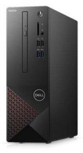 Dell Desktop Vostro 3681 i5-10400/4GB/1TB/UHD 630/DVD RW/WLAN + BT/Kb/Mouse/Win10Pro  3Y BWOS