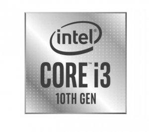 Intel Procesor Core i3-10100 F BOX 3,6GHz, LGA1200