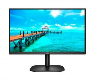 AOC Monitor 24B2XDA 23.8 cali IPS DVI HDMI Głośniki