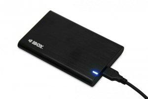 iBOX Obudowa IBOX HD-05 2.5 USB 3.1 Czarna