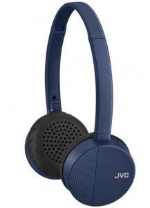 JVC Słuchawki HA-S24W niebieskie