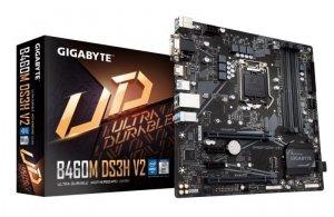 Gigabyte Płyta główna B460M DS3H V2 s1200 4DD R4 HDMI/DVI/D-SUB M.2 mATX