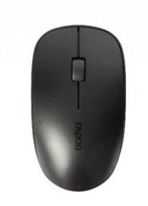 RAPOO Mysz optyczna bezprzewodowa M200 Multi-Mode czarna