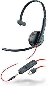 Plantronics Słuchawki Blackwire 5210 USB-A BULK