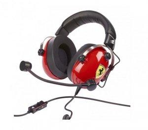Thrustmaster Słuchawki Gaming T.Racing Scuderia Ferrari DTS