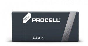 Duracell Baterie Procell AAA/LR3 karton 10 sztuk