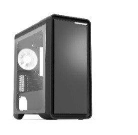 Zalman Obudowa M3 mATX Mini Tower PC Case White LED TG