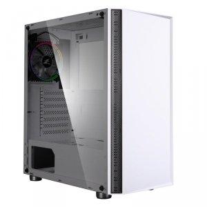 Zalman Obudowa R2 ATX Mid Tower PC Case 120mm fan Biała