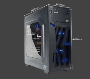 Zalman Obudowa Z1 NEO ATX Mid Tower Blue LED fan ODD