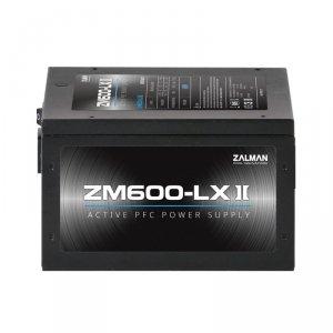 Zalman Zasilacz ZM600-LXII 600W Active PFC EU