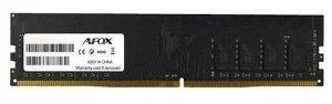 AFOX Pamięć do PC - DDR4 8G 2400Mhz Micron Chip Rank1