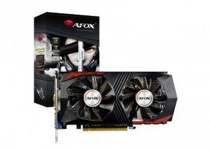 AFOX Karta graficzna - Geforce GTX1050Ti 4GB GDDR5 128Bit DVI HDMI DP