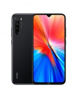 XIAOMI Smartfon Redmi Note 8 (2021) 4+64 GB Space Black