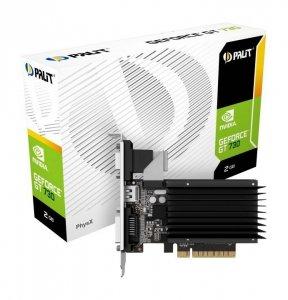 Palit Karta graficzna GT730 2GB DDR3 64Bit DVI/HDMI/D-SUB