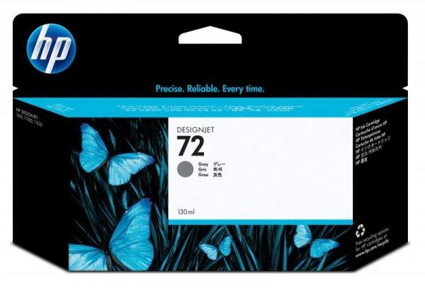 HP Inc. Tusz Nr 72 Szary Fotograficzny 130ml C9374A