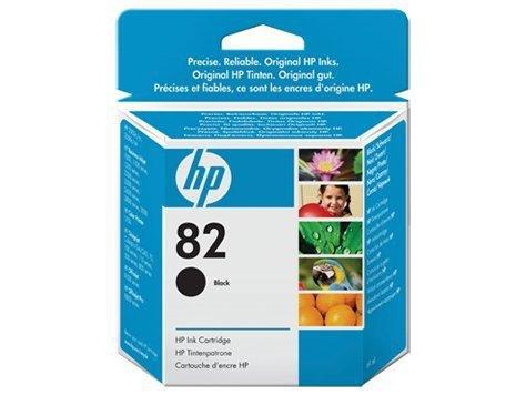HP Inc. Tusz nr 82 Czarny CH565A 69 ml
